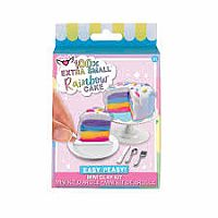 100% EXTRA SMALL MINI CLAY KIT: RAINBOW CAKE