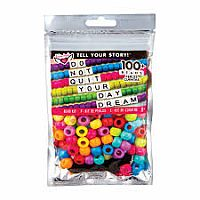 TELL YOUR STORY BEAD BAG - RAINBOW PONY