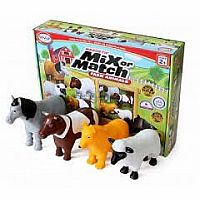 Magnetic Mix or Match Farm