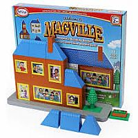 Magville Building Dollhouse