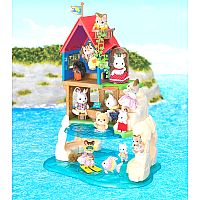 Calico Critter Secret Island Playhouse