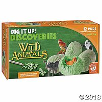 Dig it Up! Wild Animals