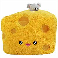 Squishables Cheese Wedge