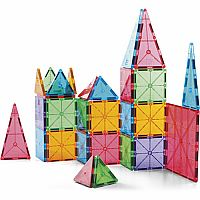 Magna-Tiles Clear Colors 32pc